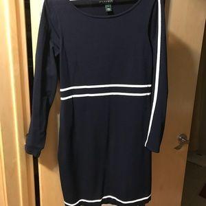 Ralph Lauren fitted dress